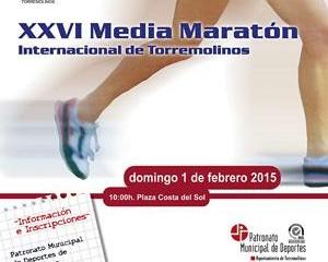 XXVI Media Maratón Ciudad de Torremolinos